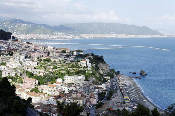 And another view, Hotel Raito, Vietri sul Mare, Italy