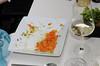 But not the carrots, Evu, Vietri sul Mare Italy