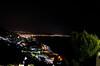 Evening lights, from Hotel Raito, Vietri sul Mare Italy