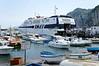 SNAV hydrofoil, Isle of Capri