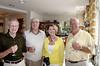 Jerry, Fred, Susan, and Mike, Hotel Raito, Vietri sul Mare Italy