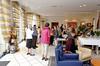 Farewell reception at Hotel Raito, Vietri sul Mare Italy