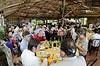 Lunch at la Pigna, Isle of Capri