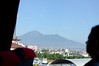 DAY 5:  Off to Naples and the National Archeological Museum of Naples (Vesuvius out the bus window)