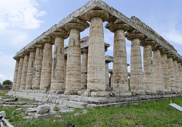 Temple of Hera, Paestum Italy