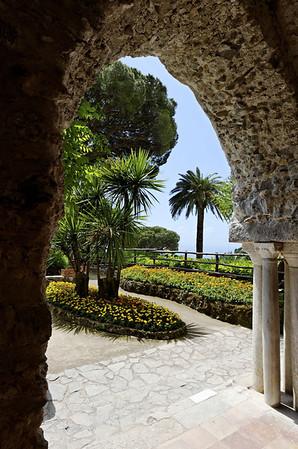 Villa Rufolo, Ravello Italy