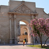 Lecce, triumphal arch
