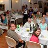 Polignano a Mare final dinner, group photo