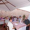 Evening excursion to Masseria del Crocifisso, group shot 1