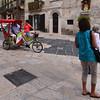 Bari, pedicab