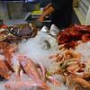 Polignano a Mare, Osteria restaurant, fresh catch