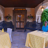 Le Querce di Mamre Agriturismo: outdoor dining - great weather