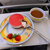 Air Dolomiti to Bari Italy, wonderful service and food