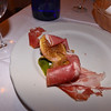 Masseria del Crocifisso: black figs and prosciutto, magnificent
