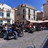 Tropea:  Moto Guzzi convention