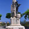 Calabria region, Rossano:  WW I and II memorial