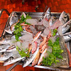 Bari Palese area:  pick your fish and the chef will cook it as you like it