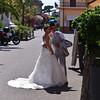 Tropea:  wedding