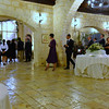Le Querce di Mamre Agriturismo:  Guests arriving for the dinner