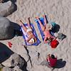 Tropea:  beach massage