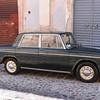 Calabria region, Rossano:  excellent 60's vintage Fiat
