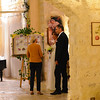 Le Querce di Mamre Agriturismo:  the mother with the bride and groom