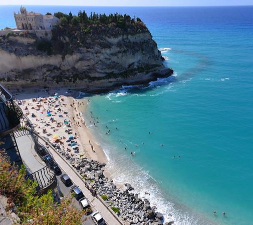 Tropea:  the magnificent Mediterranean and beach