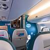 Air Dolomiti to Bari Italy, Settimocielo (Seventh Heaven) is their motto