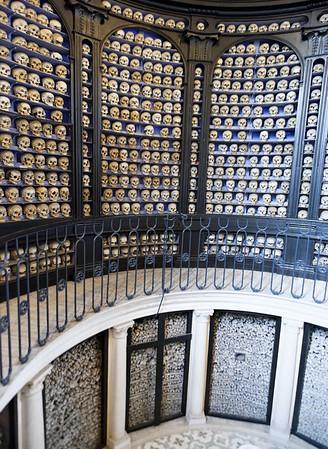 Tower of San Martino della Battaglia; the ossuary