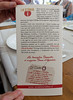 Valeggio, Al Re del Tortellino, menu