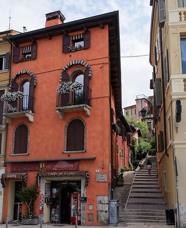 Verona: house and path