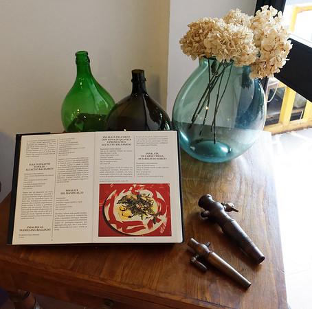 Acetaia Casselli, cookbook