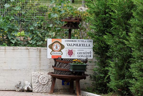 Marano di Valpolicella; Winery of Giuseppe Lonardi