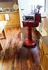 Ronca, La Casara; Fantastic floor and Berkel slicer