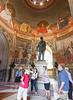 Tower of San Martino della Battaglia; the entry area