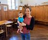 Marano, Azienda Agricola de Tarczal; Ellena and her new son