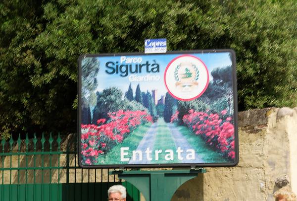 Valeggio, Parco Sigurta Giardino;