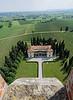 Tower of San Martino della Battaglia; lots of symetry