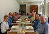 Valeggio, Al Re del Tortellino; Lucy, Jim, Richard, Suzanne, Carol, Brant, Roger, Rena, Barbara, Roy, Sue and David