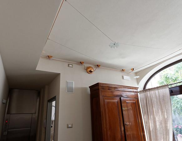 Valeggio, Al Re del Tortellio; interesting lighting system