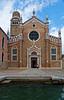 Venice; Church della Madonna dell'Orto