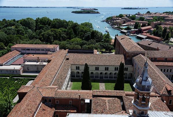 Venice; San Giorgio Maggiore
