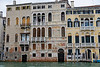 Venice; Originally most houses had frescos; few remain - some traces are visible here