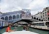 Venice; Rialto bridge