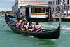 Venice; gondola ride