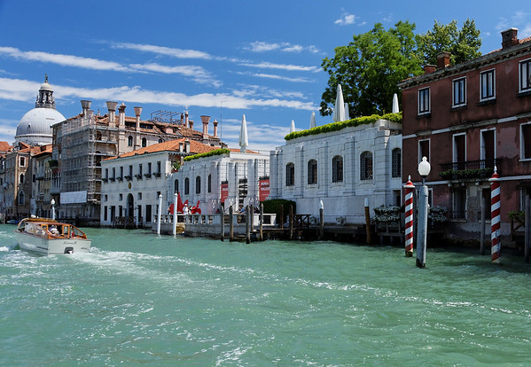 Venice; Peggy Giuggenheim museum, Peggy was the last one to have her own private gondolier
