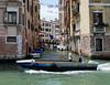 Venice; entering the Gheto Novo, built on an old slagheap