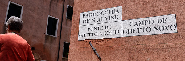 """Venice; Ghetto has aquired another """"T"""""""