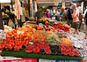 Venice; the market