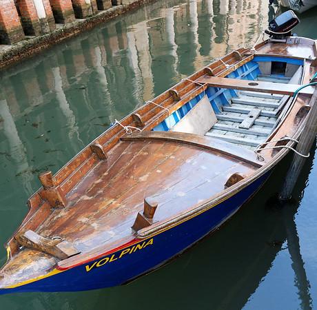 Venice; Volpina, little fox (female)